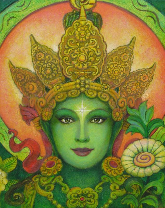 Mantra of Protection | The Green Tara Mantra